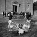 Italian wedding transportation
